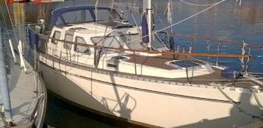 Nauticat 32, 1990