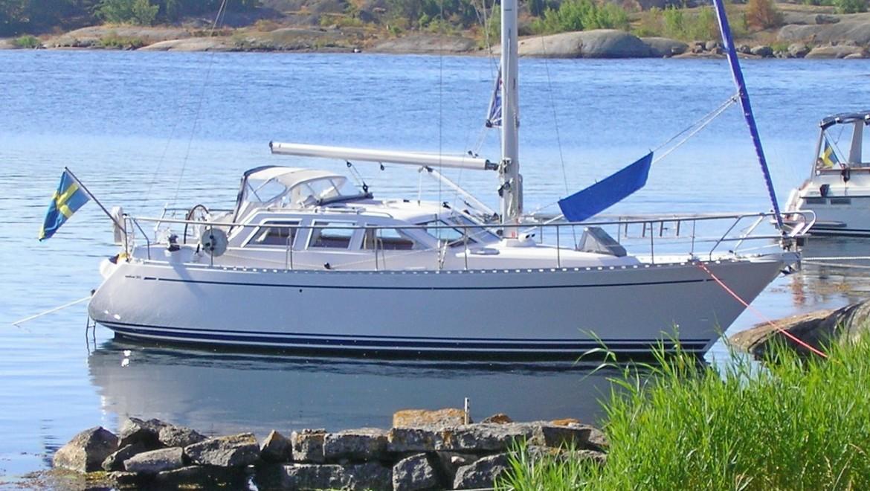 Nauticat 321, 2003