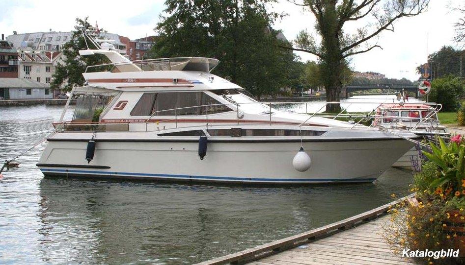 Storebro Royal Cruiser 380 Biscay, 1996