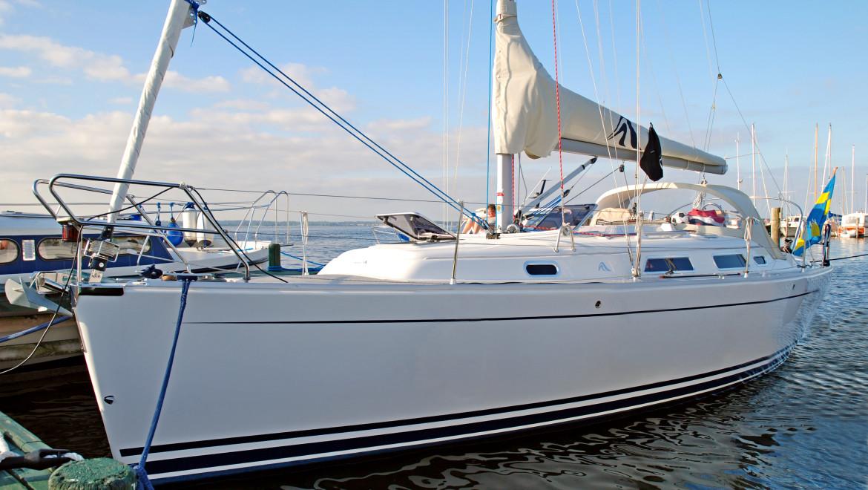 Hanse 342, 2006