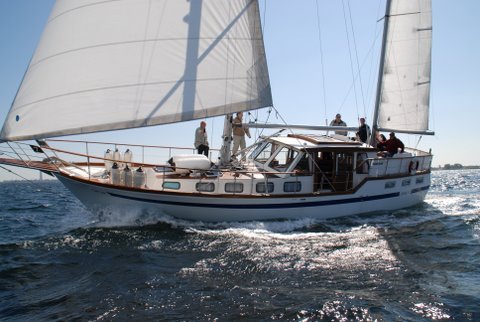 Nauticat 44, 1987