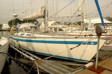 Sweden Yacht 38, 1983