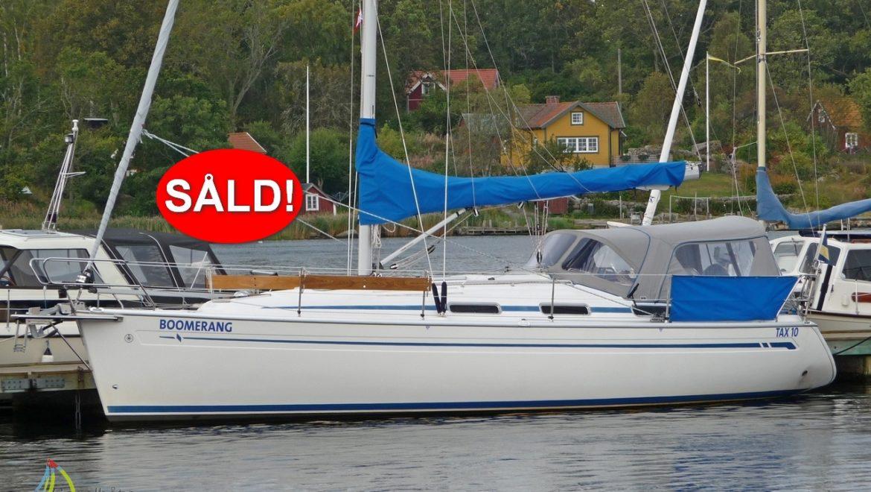 Bavaria 34 Cruiser, 2000