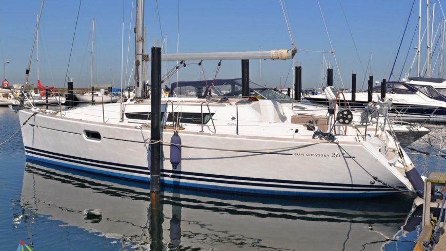 Jeanneau Sun Odyssey 36i, 2008