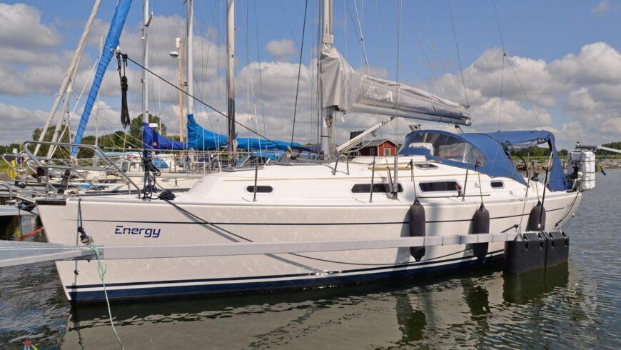 Hanse 315, 2006