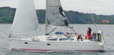 Jeanneau Sun Fast 35i, 2007