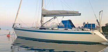 Sweden Yachts 390, 1995