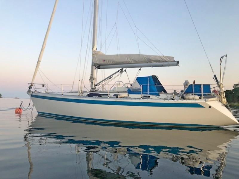 Sweden Yacht 390 – Bilder
